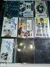 10 11 Panini Certified Fabric of the Game 91 Autograph Steven Stamkos 10