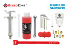 Bleed Kit for SHIMANO Hydraulic MTB Brakes with Mineral Oil Pick Your Kit