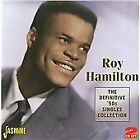 Roy Hamilton - Definitive 50s Singles Collection...2 CD,S  JASMINE  2010