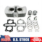 For Honda Rebel 250 CMX250C Engine Cylinder Assembly Replacement Piston Gasket