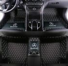 For Mercedes-benz 2004-2019 Luxury Waterproof Front Rear Liner Car Floor Mats