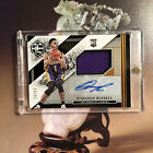 2015-16 Limited D'angelo Russell RC Auto Jersey # 99 Lakers Rookie Card RPA