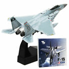 1 100 Diecast F 15 Tomcat Airplane Fighter Aircraft Model Plane Collection
