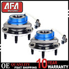 Set 2 Front Wheel Hub Bearing Assembly for Chevrolet Impala Monte Carlo Venture