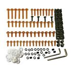 Brand new Honda All Models&Years Fairing Screws Bolts Fastener Clips Kit