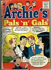 Archies Pals n Gals 4 1955 20 GD 100 Page Giant
