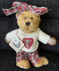 "Boyds Bears ""Sophie Goodbear"" 10"" Collectors Exclusive County Clutter New W Tags"