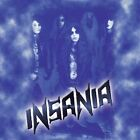 INSANIA self-titled CD - 1992 - RARE HAIR METAL / MELODIC HARD ROCK  Joker / Uzi