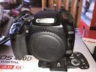 Canon EOS 400d 10.1MP Digital SLR Camera - Black (Body Only) Boxed Exc Condition