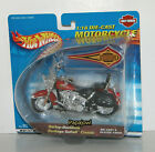 Harley Davidson Heritage Softail Classic By Hot Wheels 2000 Release 1:18 Scale