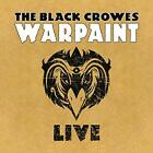ID4z - The Black Crowes - Warpaint Live - CD - New
