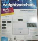 weight watchers body analysis scale  measures body fat body water bone mass