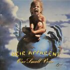 HEIR APPARENT ~ ONE SMALL VOICE ~ CD ~ VGC ~ Rare Late 1980's Lost Metal Classic