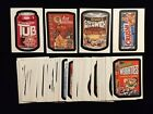 2007 Topps Wacky Packages ANS5 complete sticker set 55 great shape