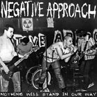 NEGATIVE APPROACH Nothing Will Stand in Our Way TEST PRESSING LP 53 SONGS 4 MADE