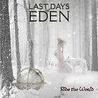 ID3z - LAST DAYS OF EDEN - RIDE THE WORLD - CD - New