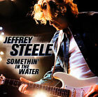 Somethin' in the Water [Single] by Jeffrey Steele (CD, Shipping $2.00