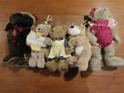 5 Special Edition Boyds Bears