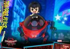 Hot Toys COSB641 PENI PerkerSP DR Spider Man COSBABY Bubble head Figure Model