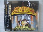 LIONHEART Unearthed: Raiders of the lost archives 1999 2CD GENEVA Peroux STRUTZ
