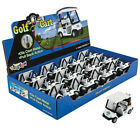 12 PC 5 Die Cast Golf Cart Pull Back Action Kids Toy Cars Collectibles