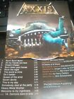 AXXIS CD - Retrolution  2017  MELODIC METAL / MELODIC HARD ROCK