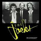 THE JACKS CD - In Danger  1985  RARE U.S. MELODIC ROCK / AOR  indie