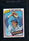 1980 Topps Baseball Autograph Cards #1-250 - YOU PICK