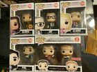 Funko Pop! Modern Family Set Lot - Gloria Chase Cam Mitch Target Jay Phil Claire