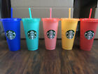 ONE Starbucks COLOR CHANGING CUPS SUMMER PRIDE Reusable Cold 24 Oz Any Color