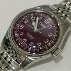 Oris big crown pointer date mens watch great condition