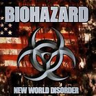 Biohazard New World Disorder CD Original Red Tray 90s NY Hardcore OOP Punk Metal