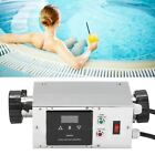 3KW 220 240V Swimming Pool Bath SPA Intelligent Electric Water Heater Thermostat
