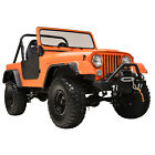 Fit 59 86 Jeep Wrangler CJ5 6 7 ABS Wide Body Flat Style Fender Flares