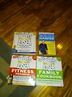 3 Biggest Loser Book Lot