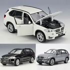 BMW X5 SUV 124 Scale Model Car Metal Diecast Toy Vehicle Collectible Gift