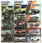 JEEP Diecast Lot Willys Wrangler Cherokee Trailhawk Gladiator Wagoneer Commando