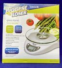 TAYLOR Glass Digital Food Scale The Biggest Loser Edition