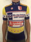 Vintage French Vlo Club Amicale Cycling Jersey France