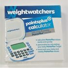 Weight Watchers Points Plus Calculator Daily Weekly Tracker New