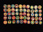 1994 Skybox THE SIMPSONS Skycaps pogs complete set (50) - great shape!
