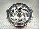 2011 Harley Davidson DYNA FXDC Super Glide Custom Rear Wheel Rim Straight Video