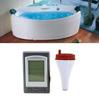 Solar Wireless SPA Swimming Pool Thermometer Floating Temperature Meter