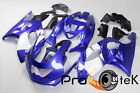 1997-2007 Yamaha YZF600R Thundercat Blue White ABS Plastic Fairings Bodywork Kit