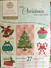 ANNA GRIFFIN MACHINE EMBROIDERY CD THE CHRISTMAS COLLECTION SHOP COPY