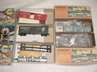 Lot of 5 new boxed Freight Cars HO Scale