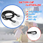 Travel Clothesline Retractable Windproof Laundry Rope Non Slip Clothes Line