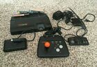 NEC TurboGrafx 16 System Console - Multitap, Turbostick, Cables, 3 Games