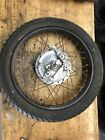Honda CB175 CL175 Frint Wheel With Brake