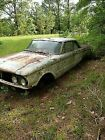 1963 Mercury Comet unspecified 1963 for $3200 dollars